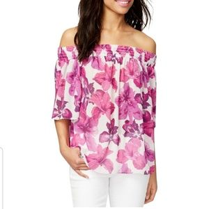 Rachel Rachel roy off shoulder top Small